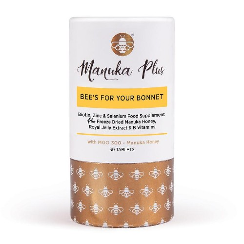 Manuka Plus Bee's for your bonnet 30 tabletek