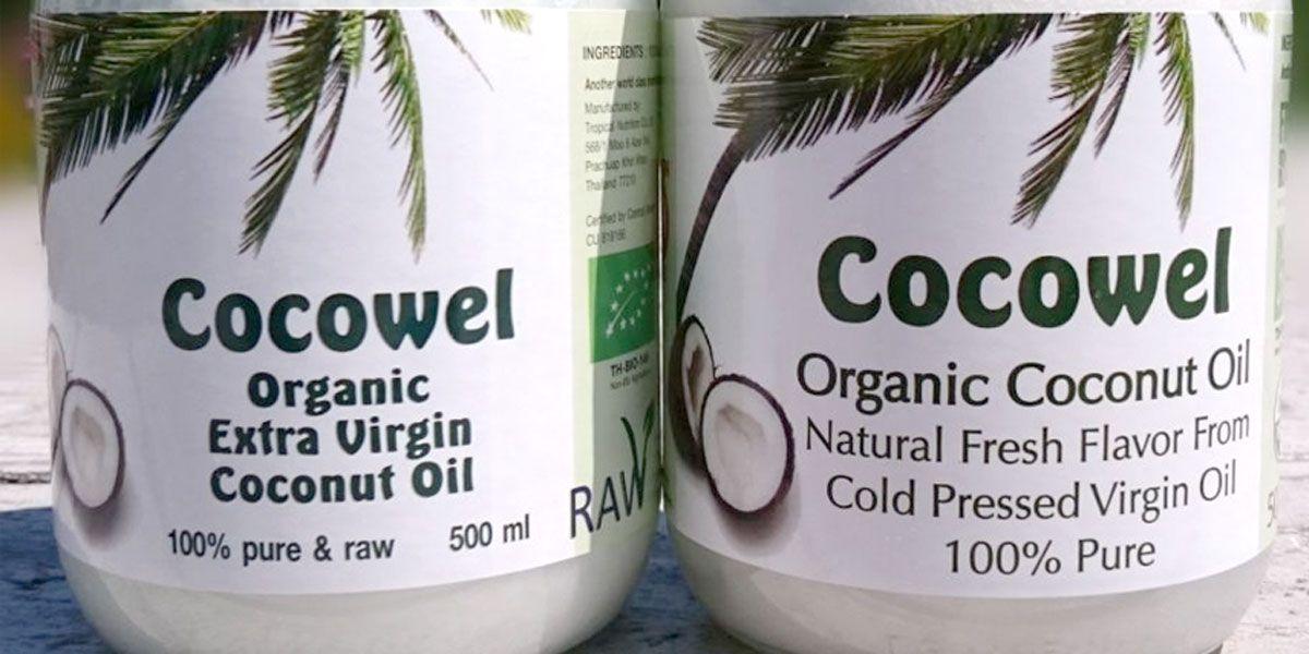 Olej kokosowy Virgin czy Extra Virgin? Cocowel zmienia etykietę.