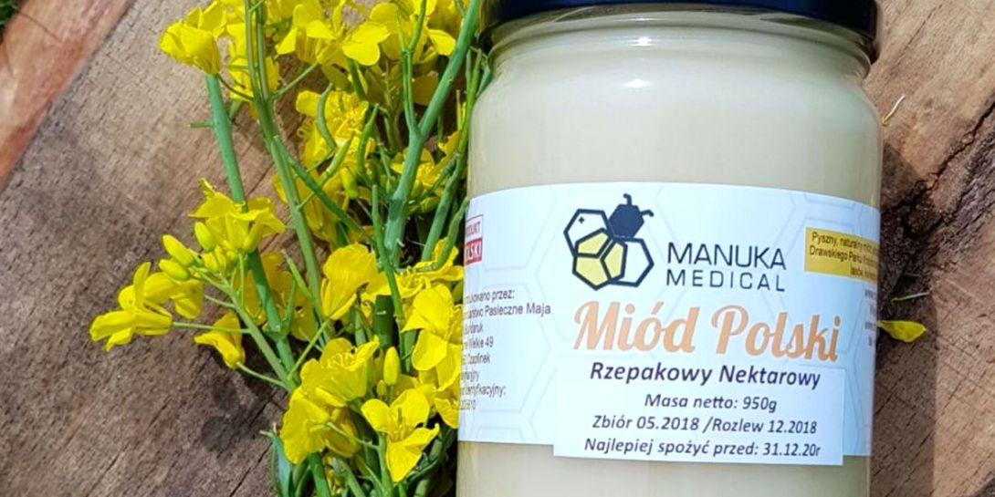 Majowe pożytki, pierwszy cenny pokarm dla pszczół