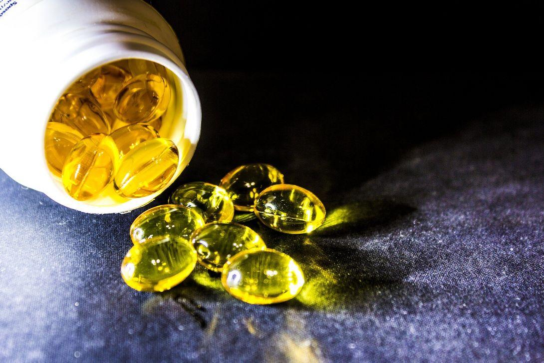 Kwasy Omega-3 (EPA,DHA), sięgnij po zdrowie